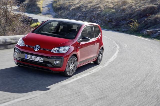 VW Up GTI - Ein Mini macht auf Muskel-Macho
