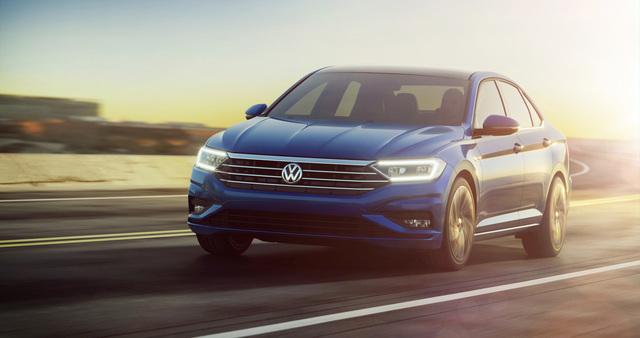 VW Jetta - Stufenheck-Golf nur für Amerika