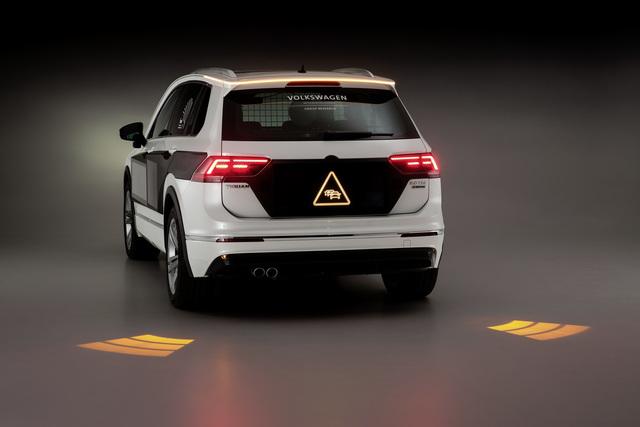 Wenn die Autobeleuchtung mit der Umgebung spricht -  Sag's mit Licht
