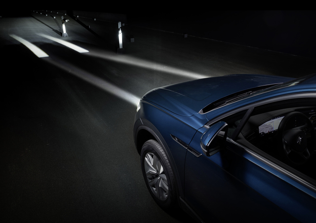 Zukunft der Lichttechnik bei VW - Mehr als Scheinen und Leuchten
