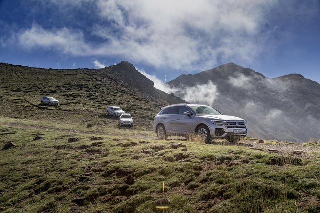 Fahrbericht: VW Touareg - Salonlöwe auf Abwegen
