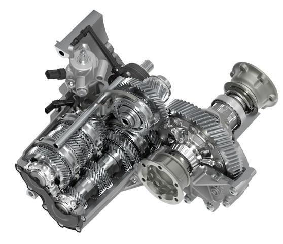 Neues VW-Getriebe - Die Handschaltung lebt