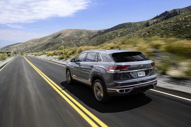 VW Atlas Cross Sport - Das Budget-SUV putzt sich raus