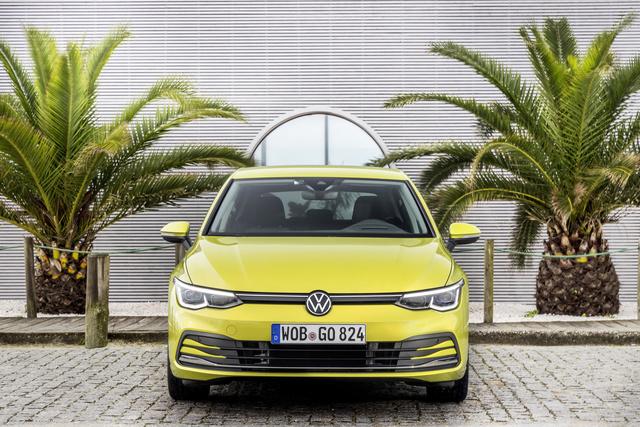 VW Golf 8: Lieferungsstopp beendet - E-Call-Fehler behoben
