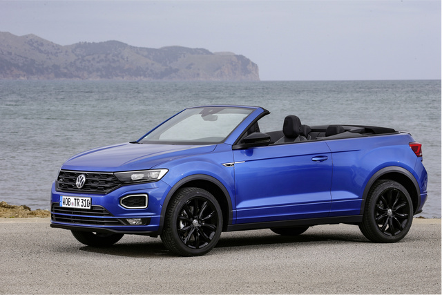 Fahrbericht: VW T-Roc Cabrio - Frischer Wind aus Wolfsburg