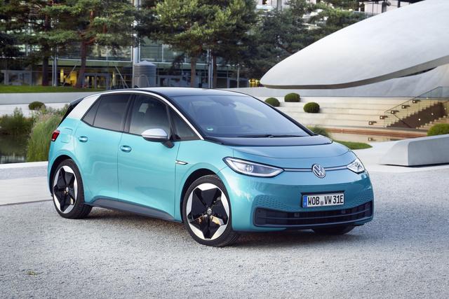 Test: VW ID.3 Tech - Er kann was