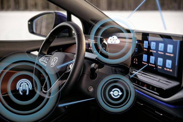 VW-Update   - Neue Software für ID-Familie