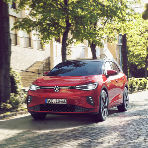 VW ID.4 GTX  - Vom GTI inspiriert