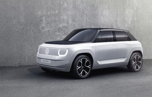 VW ID. Life  - Zum Spielen, Gucken und Fahren