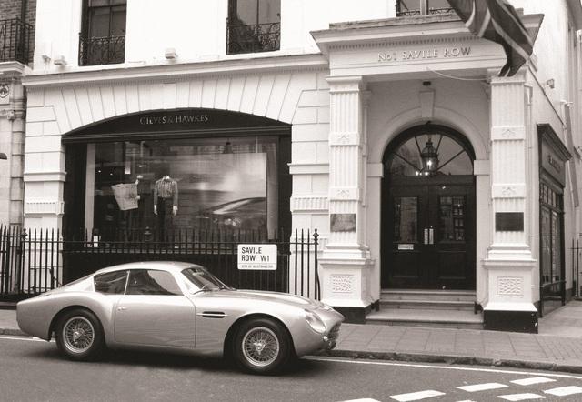Aston Martin DBZ Centenary Collection  - Extrem selten und extrem teuer
