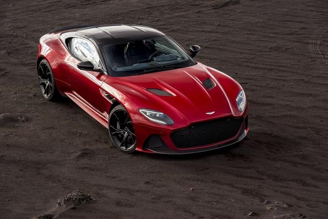 Aston Martin DBS Superleggera - Form und Funktion vereint