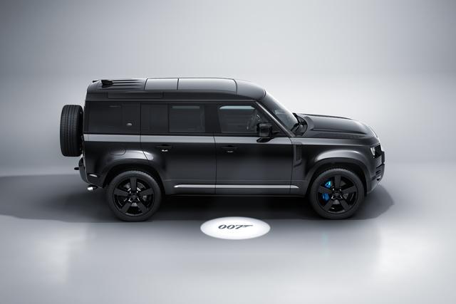 Land Rover Defender V8 Bond Edition - Mit der Lizenz zum Geldausgeben