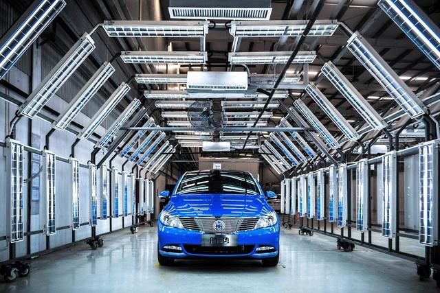 Daimler-Elektroauto Denza - Zweiter Anlauf in China