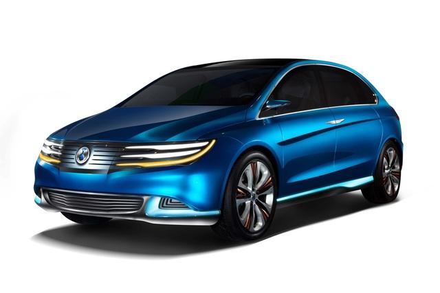 Denza - Schwäbisch-chinesisches Batterieauto