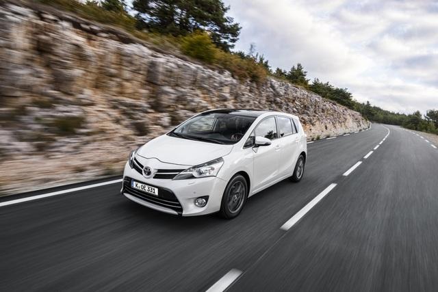 Toyota Verso  - Ab 2014 mit BMW-Diesel