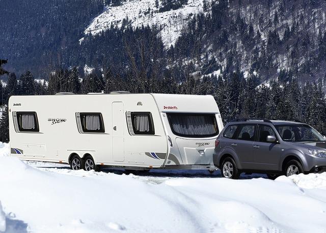 Fünf Tipps für das Winter-Camping - Bei Kälte besser Propan als Butan