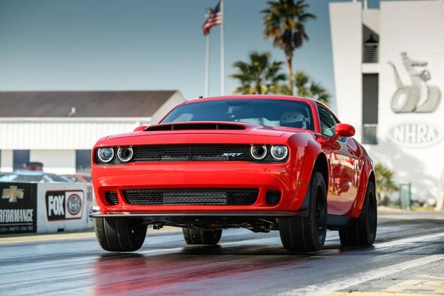 Dodge Challenger SRT Demon - Der König ist tot. Lang lebe der König