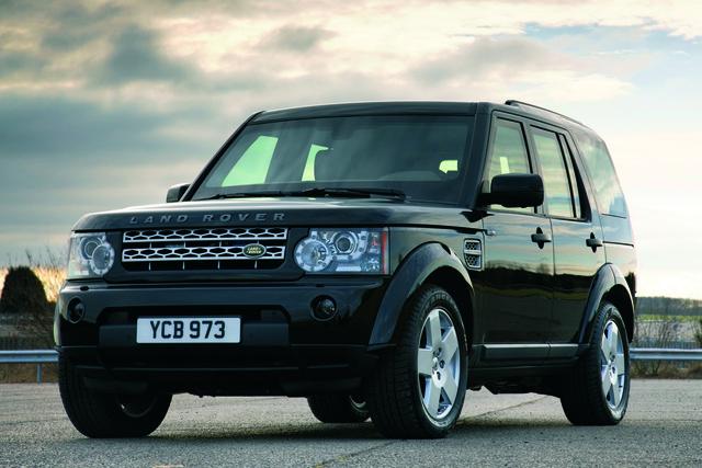 "Land Rover Discovery ""Armoured"" - Dezente Panzerung"