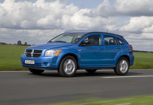 Noch mehr Chrysler in die Werkstatt