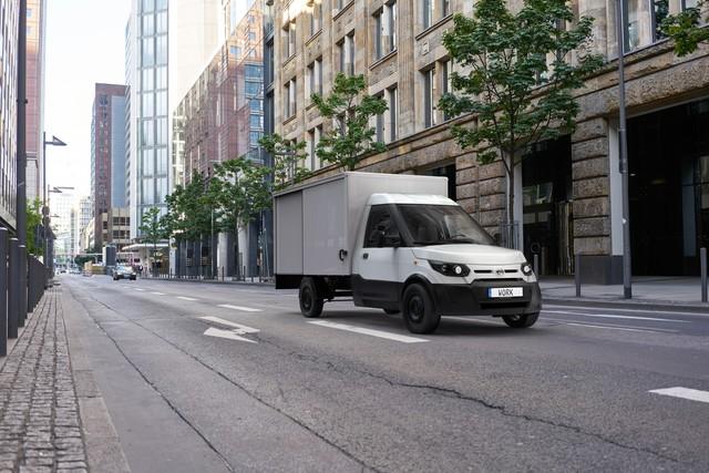 Streetscooter Work - Mehr Platz und mehr Komfort