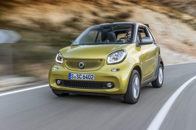 Gebrauchtwagen-Check: Smart Fortwo - Wie ein Großer