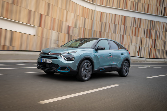Fahrbericht: Citroën C4 - Kompakt, aber nicht konventionell
