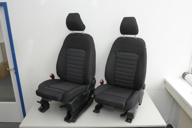 Ford mit Ergonomie-Sitzen - Mehr Rückenkomfort in Mondeo und Co.