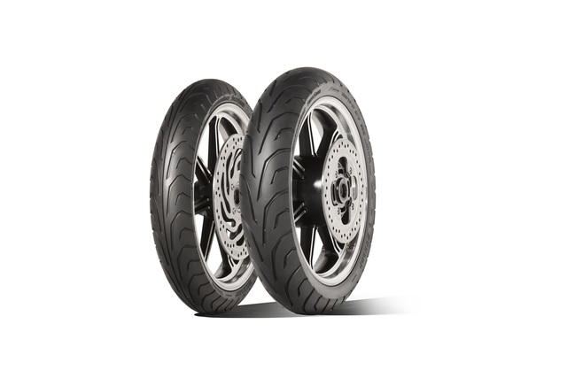 Dunlop Street Smart - Neue Reifen für alte Bikes