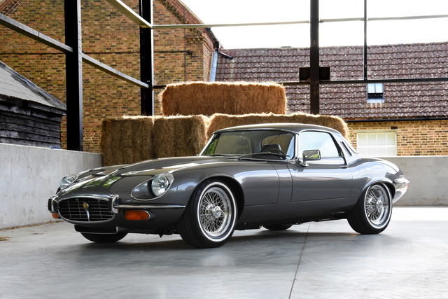 "Jaguar E-Type ""Restomod""  - Klassische Schale, moderner Kern"