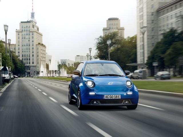 E-Auto-Kaufprämie - Erhöhung bedroht kleine Hersteller