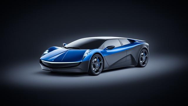 Elektro-Sportwagen Elextra - Noch eine Studie