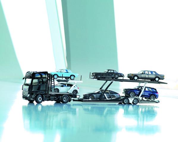 5x: Die schönsten Modellfahrzeuge   - Autoträume im Kleinformat