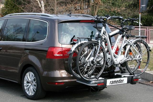 Ratgeber: E-Bike-Transport per Pkw - Keine leichte Aufgabe