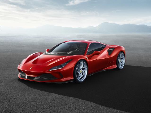 Ferrari F8 Tributo - Mehr Power und weniger Gewicht