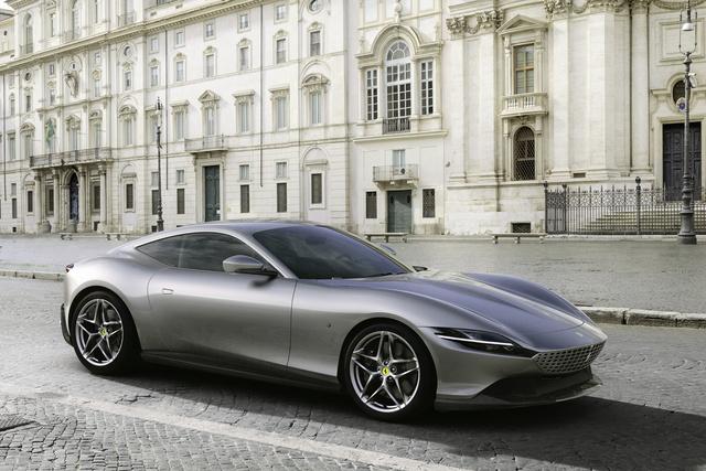 Ferrari Roma - Feiner Flitzer