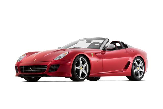 Ferrari SA Aperta - Schön, aber schon weg