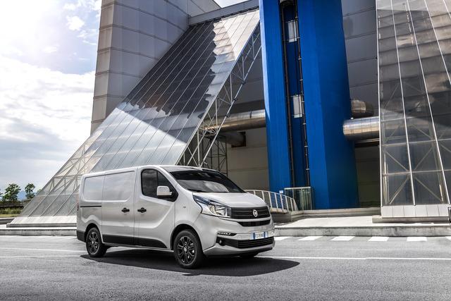 Fiat-Transporter - Kühlung für Medikamente und Lebensmittel