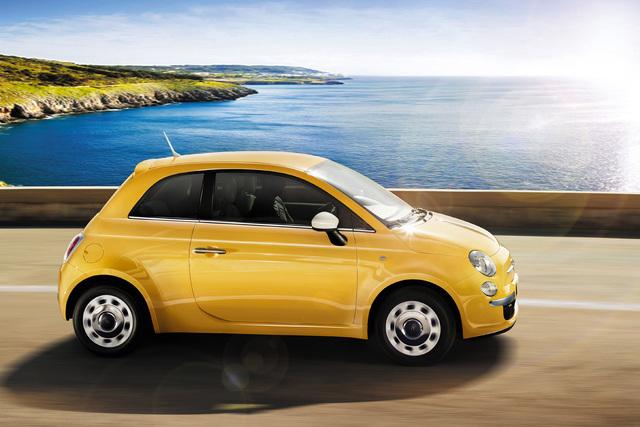 Fiat 500 Happy Birthday - Im Zeichen der 5