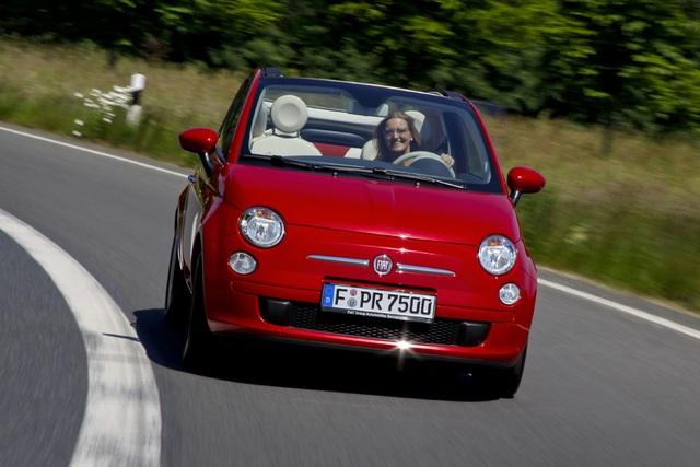 Fiat 500 Limited Edition - Kleiner Motor, edle Ausstattung
