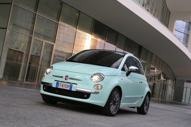 Fiat 500 Cult - Neue Top-Linie für den Retro-Renner