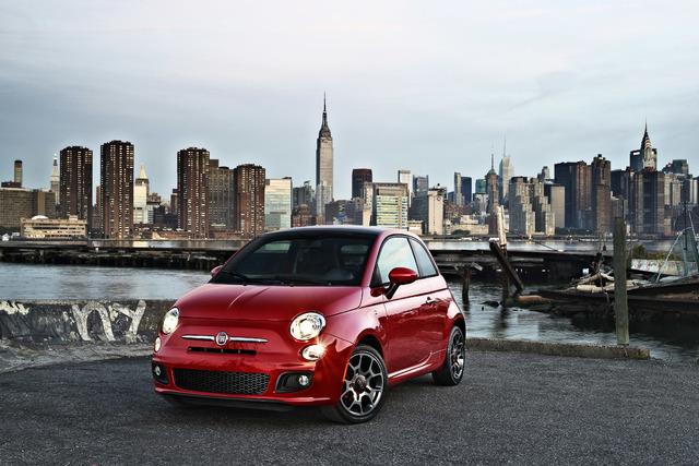 Fiat - Über Mexiko zurück in die USA