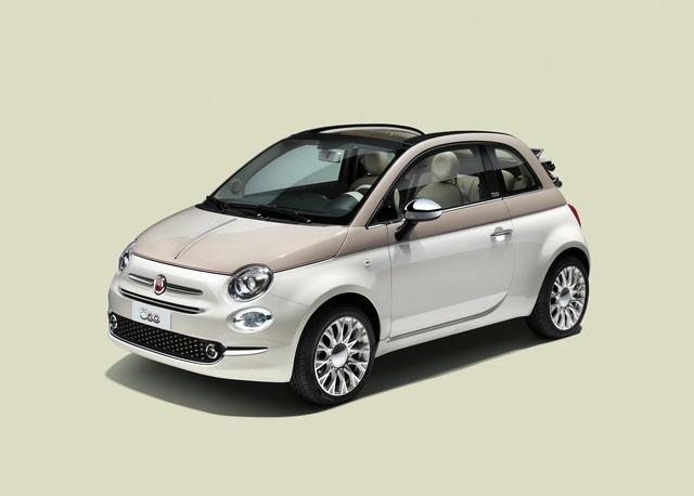 Fiat 500C 60th Anniversary - Das Baby wird 60