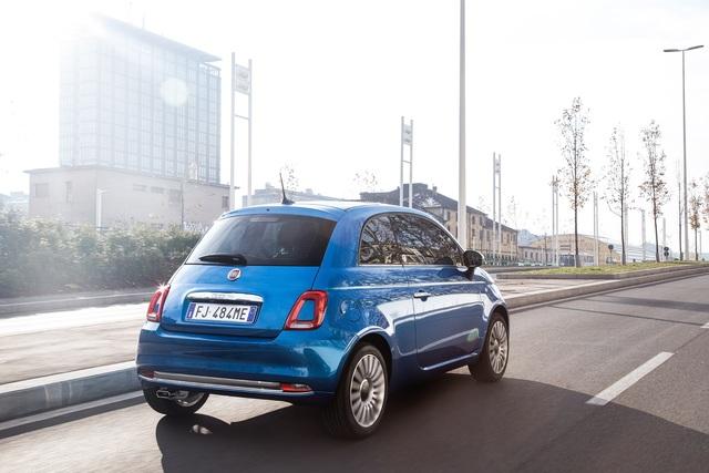 Fiat 500 BEV - Elektro-Kleinstwagen kommt 2020