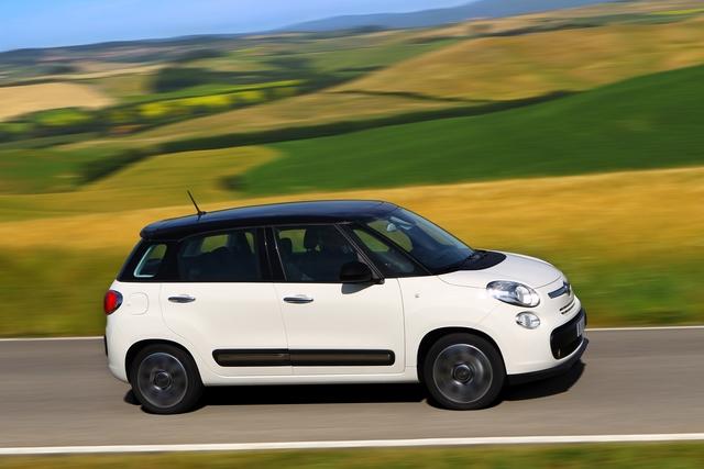 Fiat 500L Natural Power -  Der gibt sparsam Gas