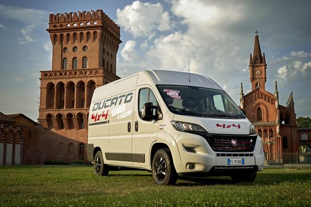 Fiat Ducato 4x4 - Allrad für Camper und Transporter
