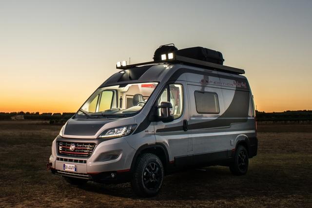 Fiat 4x4 Expedition - Allrad fürs Abenteuer
