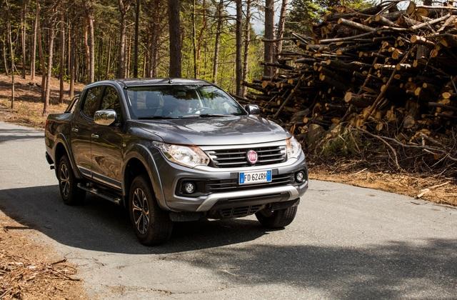 Fahrbericht: Fiat Fullback - Für alle Fälle