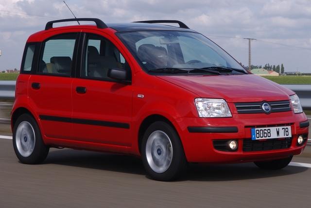 Fiat - Sondermodelle für mehr Transparenz