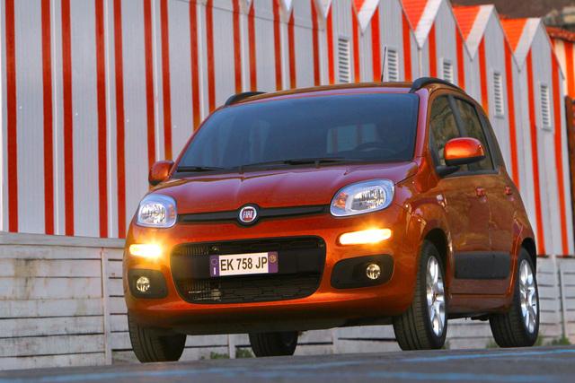 Fiat Panda - Der Praktiker (Kurzfassung)