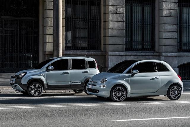 Fahrbericht: Fiat 500 Hybrid und Panda Hybrid  - Konsequent effizient